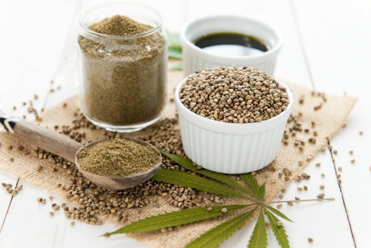 5 Health Benefits of Hemp Foods