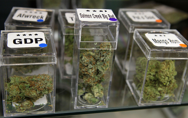 марихуану дарить