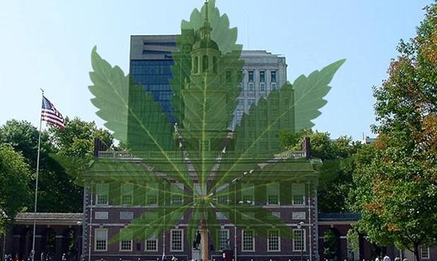 philadelphia weed