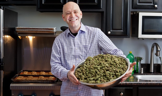 Cannabis in the Kitchen