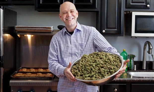 Cannabis in the Kitchen