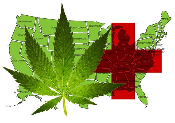 an analysis of the legalization of the use of marijuana in america The change, depending on how it is administered, could affect states that have legalized marijuana for recreational or medical use — and would go against fewer states have made it legal for recreational purposes, although with california's official legalization of recreational marijuana in the new year.