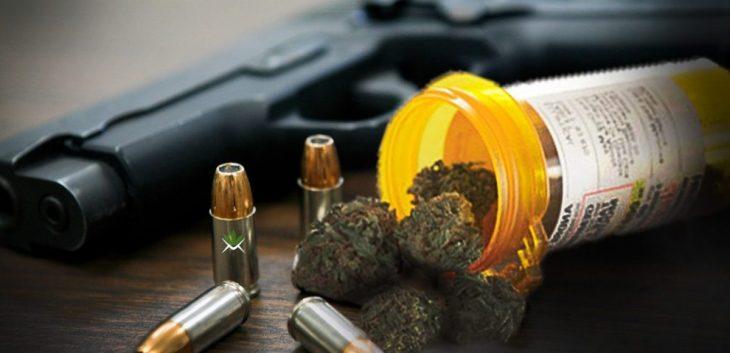 Prohibition of Guns for Legal Marijuana Users