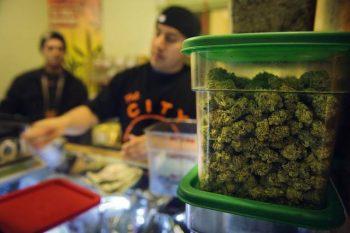 california weed