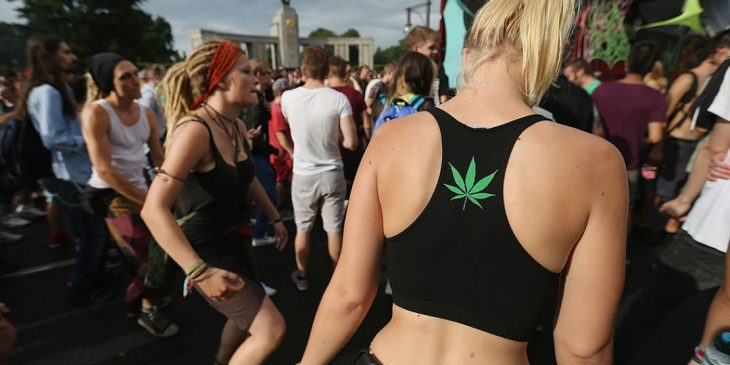 California to House the World's First Marijuana Gym