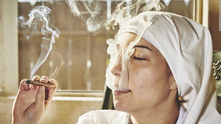 Marijuana: The New Spiritual Medicine